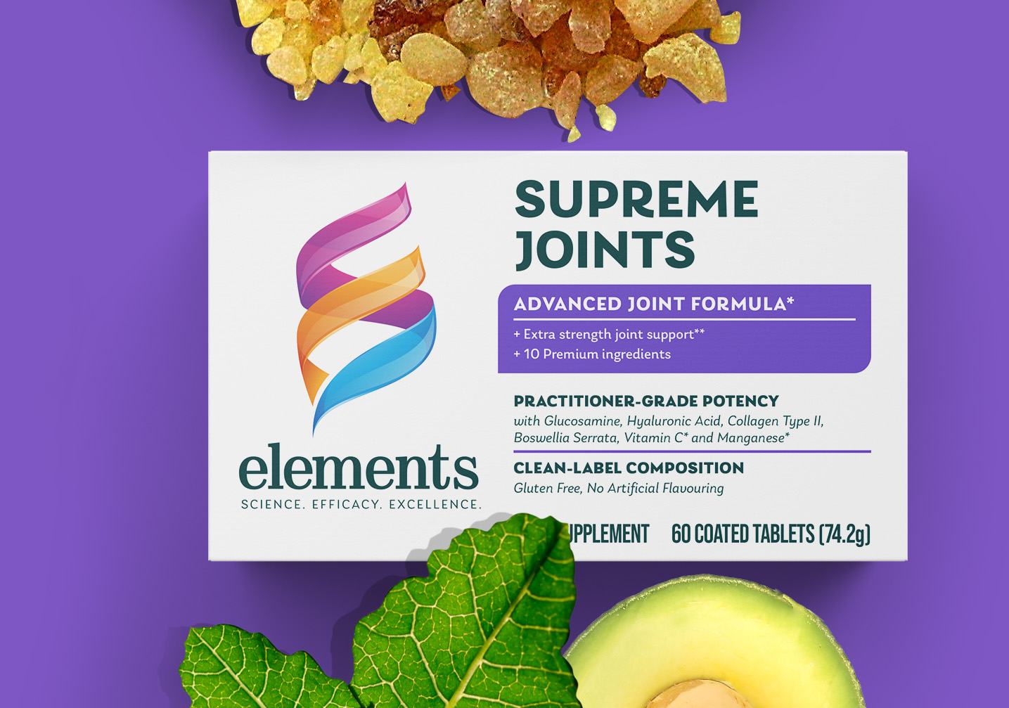 Supreme Joints