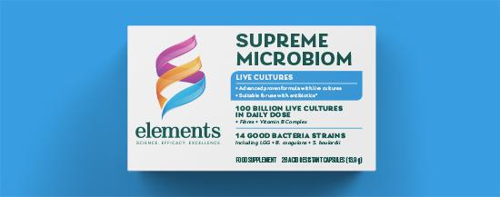 Supreme Microbiom